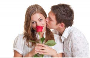 Подружка обожает брать за щеку