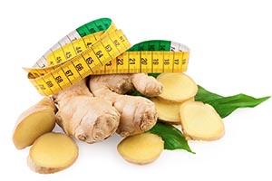 Как похудеть на имбире и лимоне