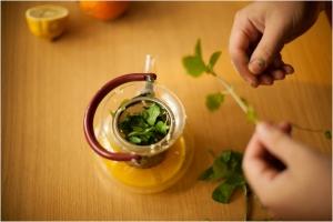 приготовление имбирного чая