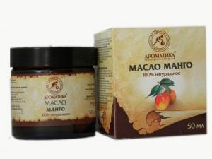 масло манго в банке и коробке
