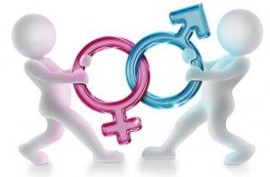 мужское и женское обозначение пола