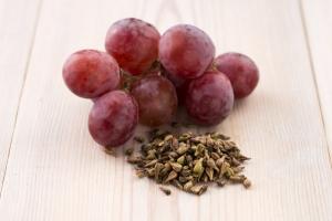 косточки красного винограда