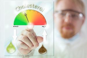 оптимальный уровень холестерина картинка