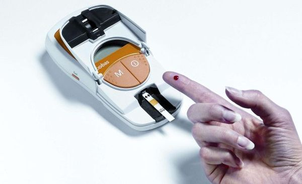 прибор для измерения холестерина