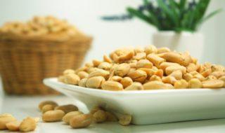 арахис с солью