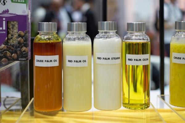 виды пальмового масла