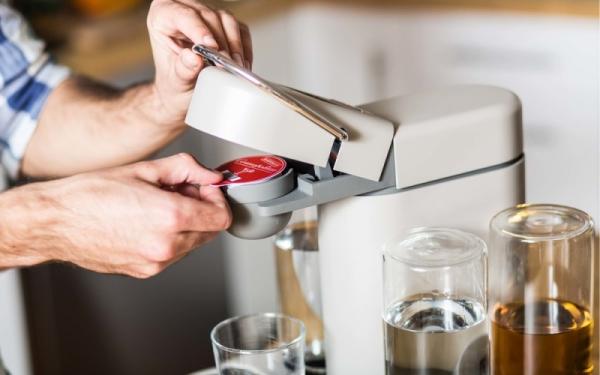 кофеварка с капсулами
