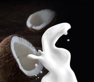 кокос, молоко