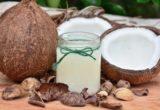 кокос, масло кокоса