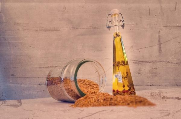 кунжут, семена, масло