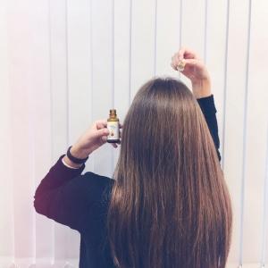 волосы, масло для волос