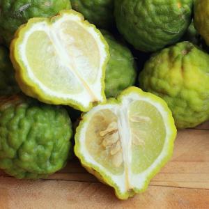 плоды бергамота