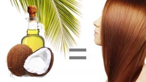 кокос, его масло и волосы