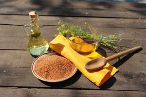 рыжиковое масло, семена
