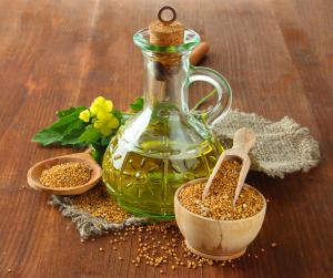 горчичное масло, семена горчицы