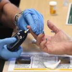 анализ крови из пальца на сахар