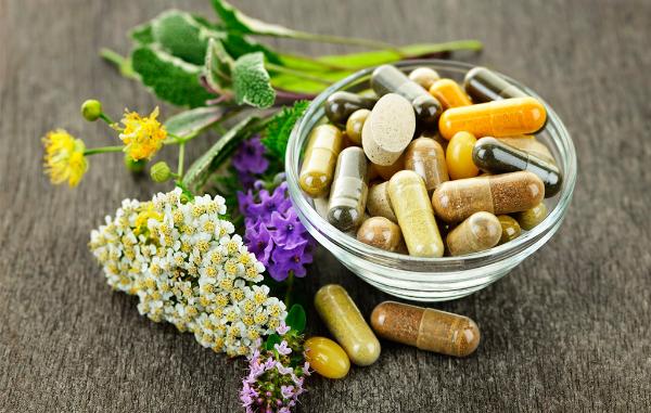 травы и препараты из них