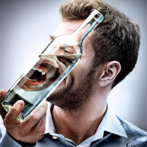 Алкоголь в организме человека держится