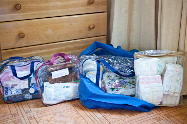 сумки в роддом