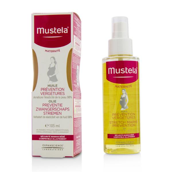 Масло Mustela