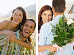 фото счастливой пары