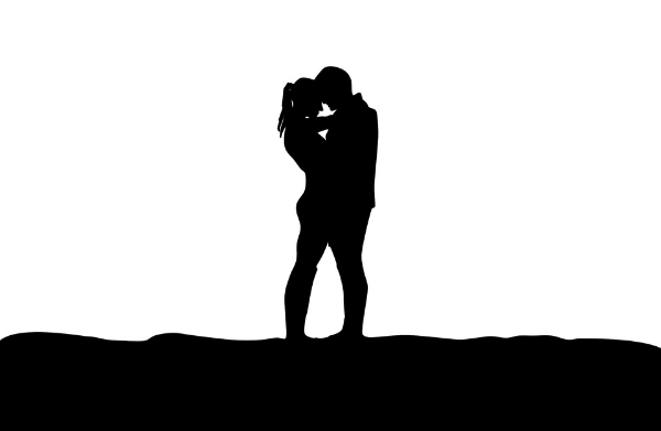 черно-белая пара