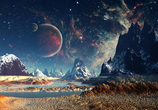 космос фэнтези
