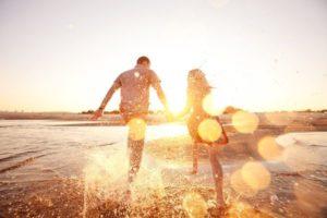 парень и девушка