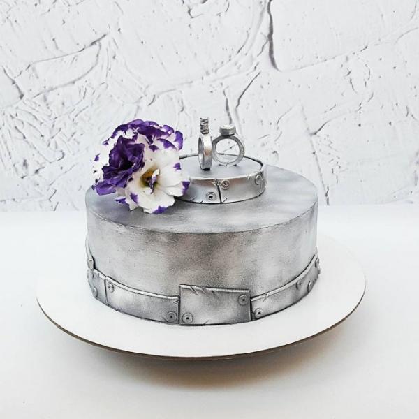 стальной торт