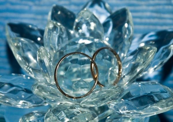 кристаллы и кольца