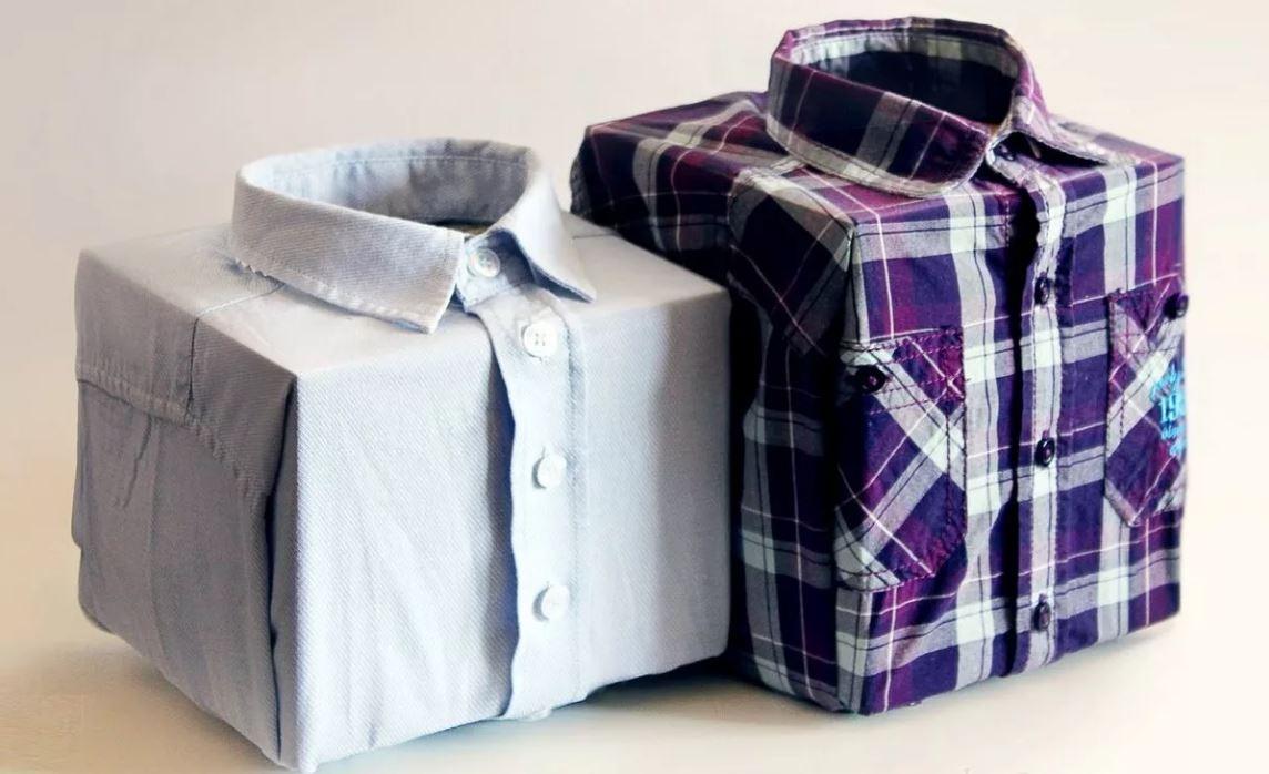 подарки в виде рубашки