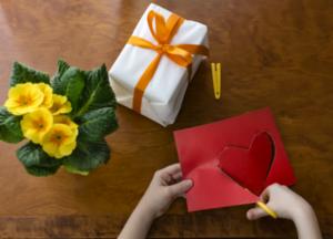 упаковка подарок