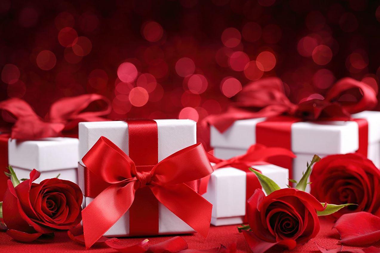 картинка с подарками
