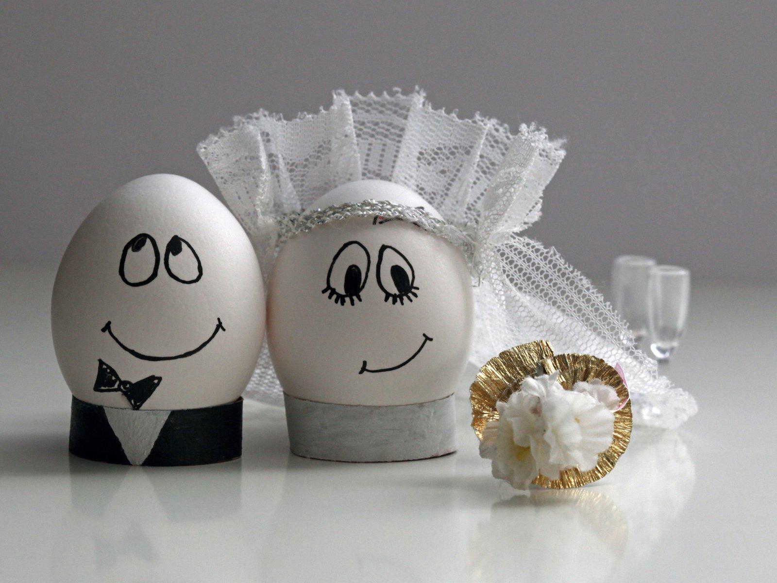 яйца, юмор, свадьба