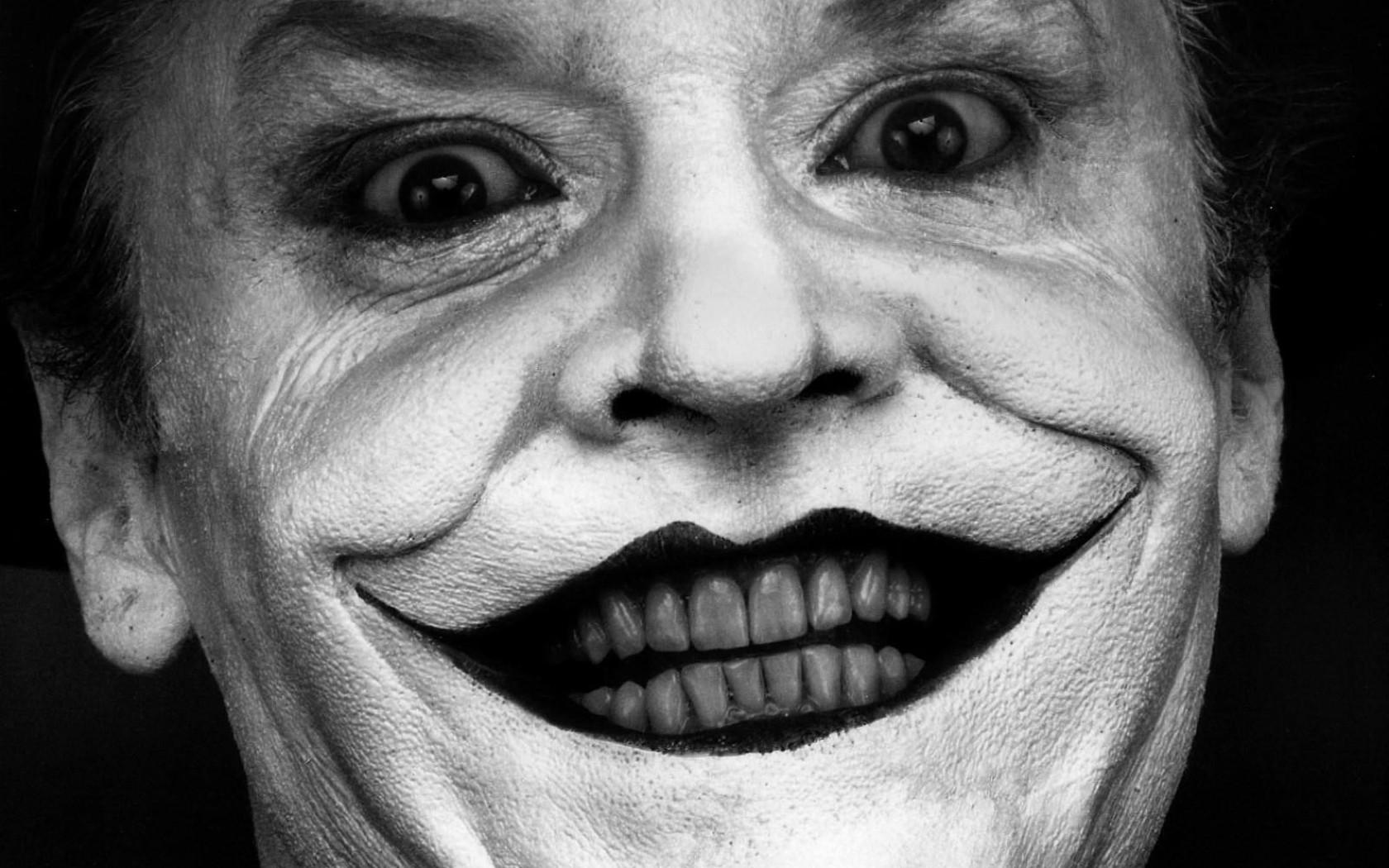 джокер улыбка