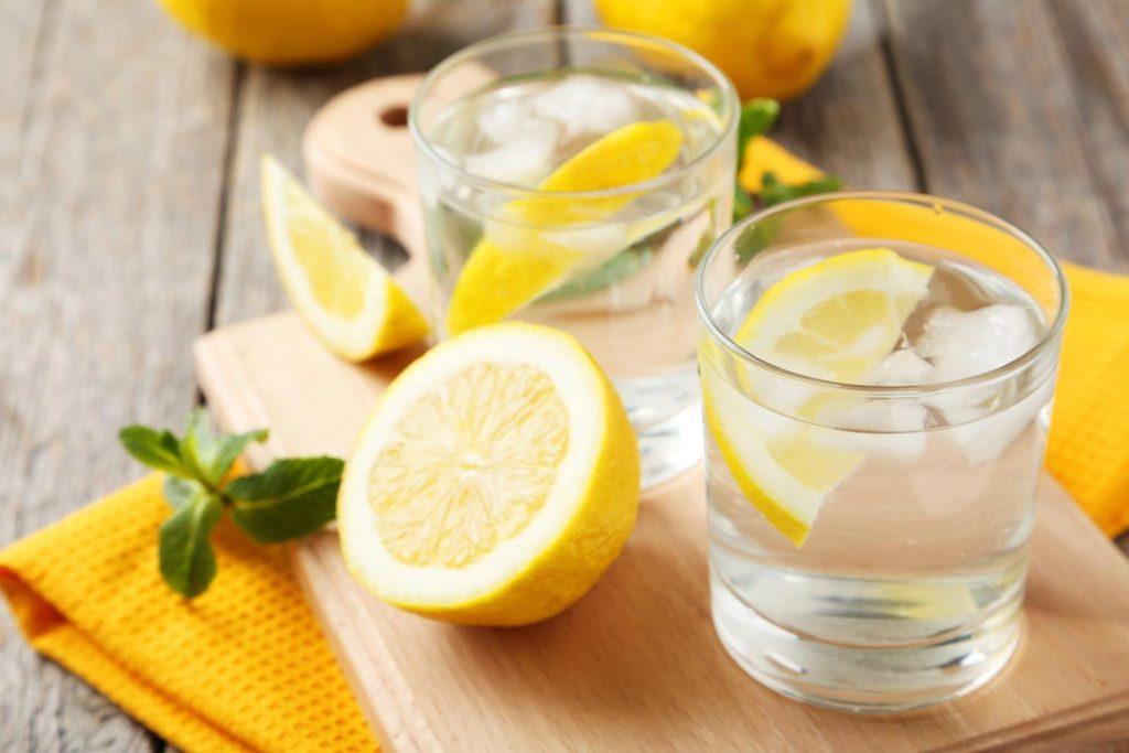 имбирь и лимон можно похудеть