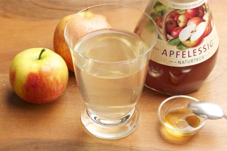 Рецепт диеты с яблочным уксусом