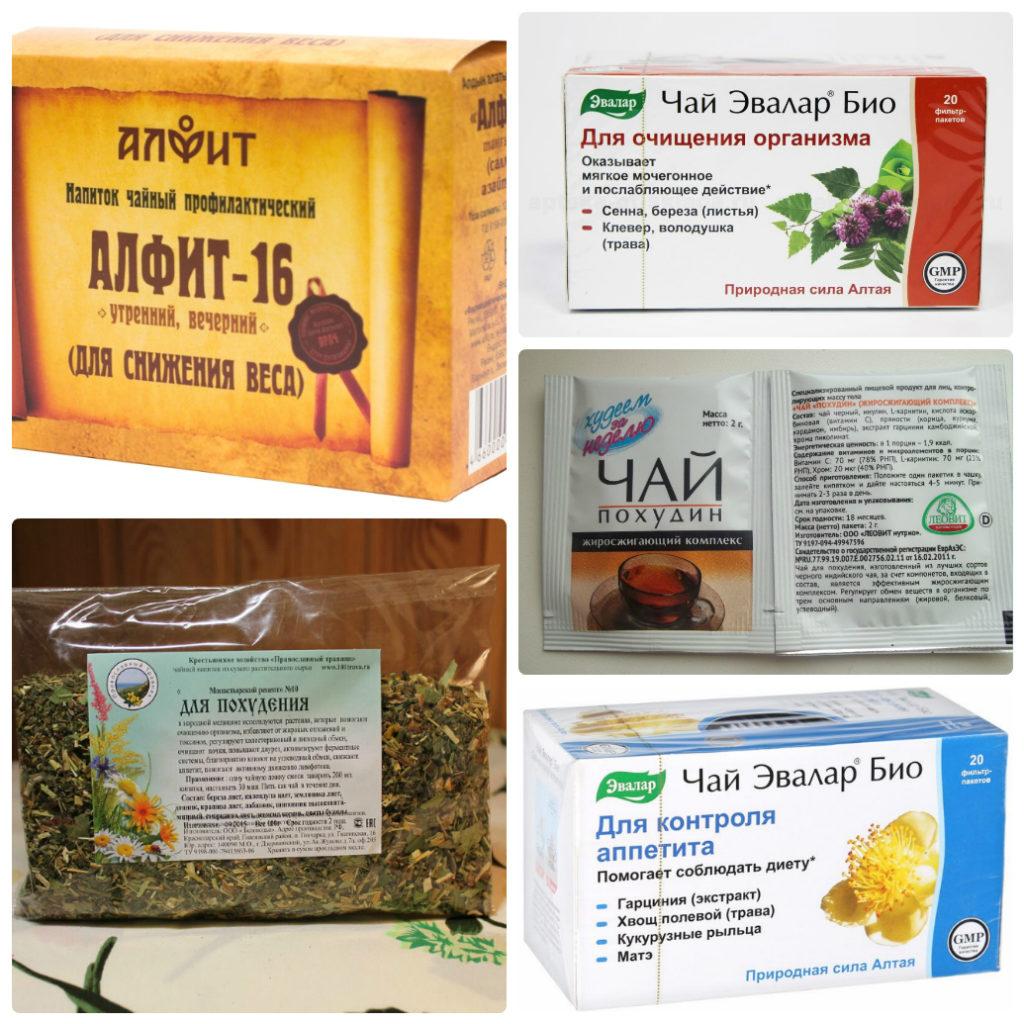 Мочегонные препараты для похудения безопасные