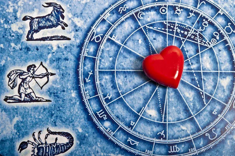 гороскоп с сердечком