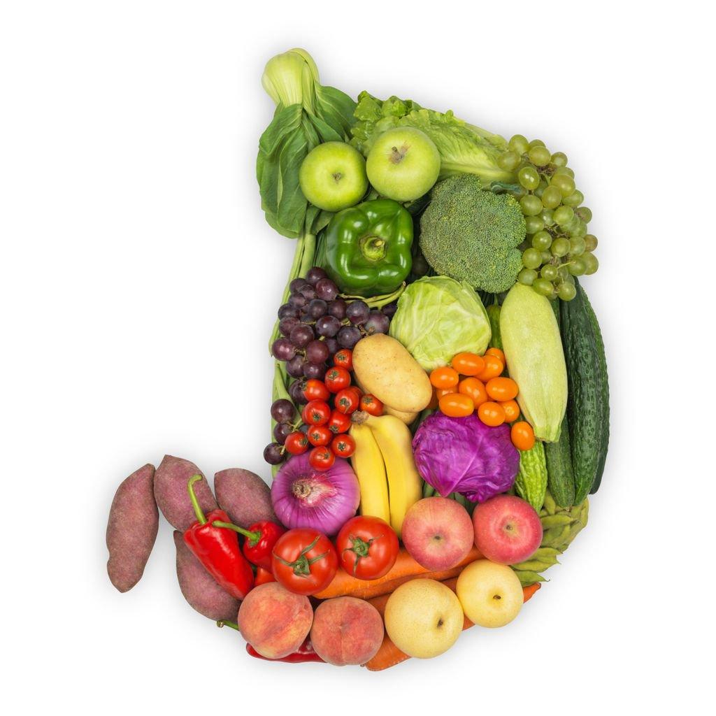 продукты, пищеварение