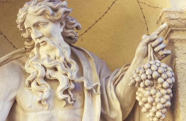 древнегреческий Бог Дионис