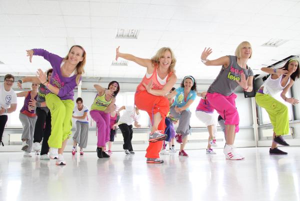 танцы зумба