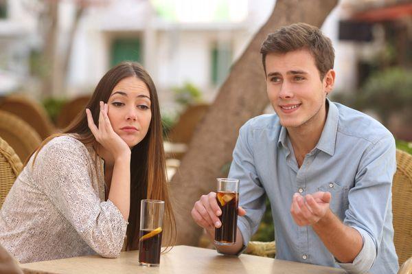 парень с девушкой